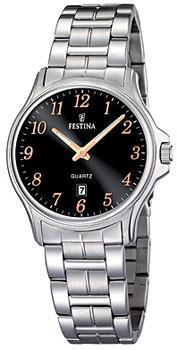fashion наручные  женские часы Festina 16474.6. Коллекция Classic