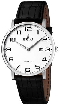 fashion наручные  мужские часы Festina 16476.1. Коллекция Classic