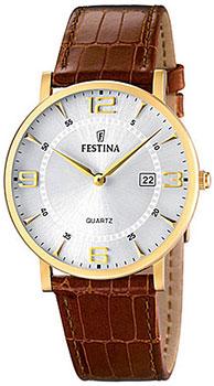 fashion наручные  мужские часы Festina 16478.3. Коллекция Classic