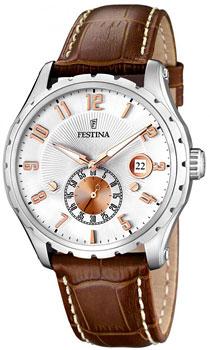 fashion наручные  мужские часы Festina 16486.3. Коллекция Classic