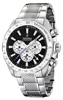 fashion наручные  мужские часы Festina 16488.9. Коллекция Chronograph