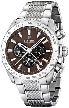fashion наручные  мужские часы Festina 16488.A. Коллекция Chronograph