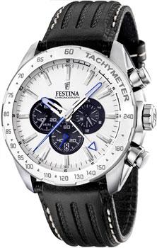 fashion наручные  мужские часы Festina 16489.6. Коллекция Chronograph