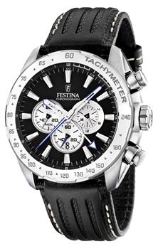 fashion наручные  мужские часы Festina 16489.9. Коллекция Chronograph