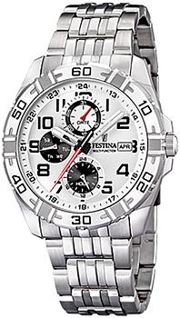 fashion наручные  мужские часы Festina 16494.1. Коллекция Multifunction