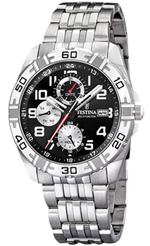 fashion наручные  мужские часы Festina 16494.2. Коллекция Multifunction