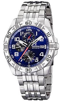fashion наручные  мужские часы Festina 16494.3. Коллекция Multifunction