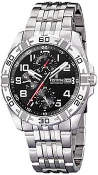 fashion наручные  мужские часы Festina 16494.8. Коллекция Multifunction