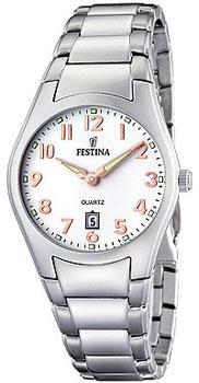 fashion наручные  женские часы Festina 16503.3. Коллекция Classic