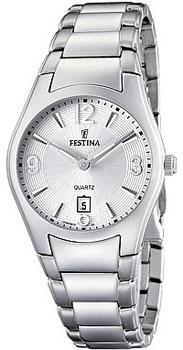 fashion наручные  женские часы Festina 16503.5. Коллекция Classic