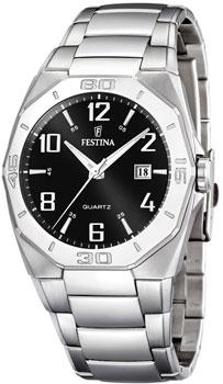 fashion наручные  мужские часы Festina 16504.4. Коллекция Sport