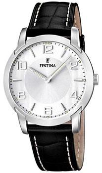 fashion наручные  мужские часы Festina 16506.3. Коллекция Classic