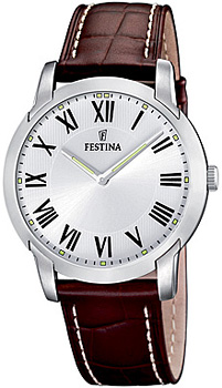 fashion наручные  мужские часы Festina 16506.4. Коллекция Classic