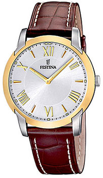 fashion наручные  мужские часы Festina 16508.5. Коллекция Classic