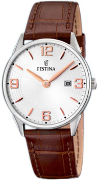 fashion наручные  мужские часы Festina 16518.5. Коллекция Classic