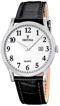 fashion наручные  мужские часы Festina 16520.1. Коллекция Classic