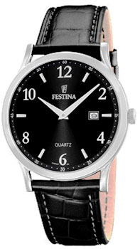 fashion наручные  мужские часы Festina 16520.6. Коллекция Classic