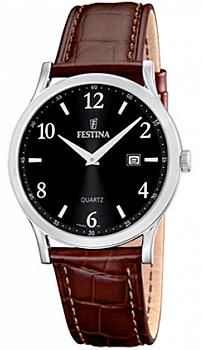 fashion наручные  женские часы Festina 16521.6. Коллекция Classic