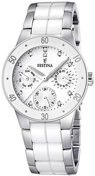 fashion наручные  женские часы Festina 16530.3. Коллекция Multifunction