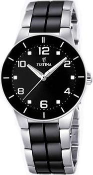 fashion наручные  женские часы Festina 16531.2. Коллекция Ceramic