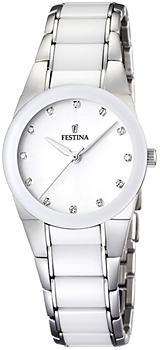 fashion наручные  женские часы Festina 16534.3. Коллекция Ceramic