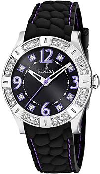 fashion наручные  женские часы Festina 16541.8. Коллекция Fashion