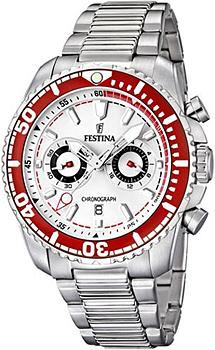 fashion наручные  мужские часы Festina 16564.1. Коллекция Chronograph