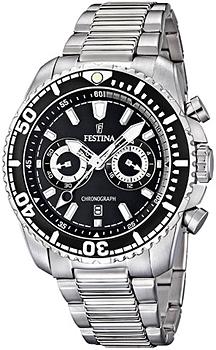 fashion наручные  мужские часы Festina 16564.4. Коллекция Chronograph