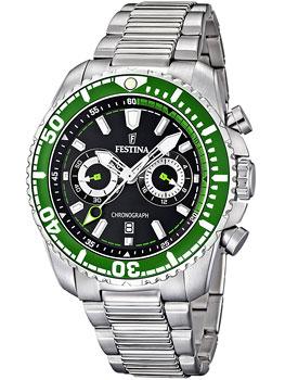 fashion наручные  мужские часы Festina 16564.6. Коллекция Chronograph