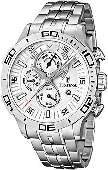 fashion наручные  мужские часы Festina 16565.1. Коллекция Chronograph