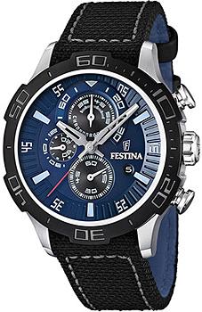 fashion наручные  мужские часы Festina 16566.2. Коллекция Chronograph