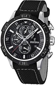 fashion наручные  мужские часы Festina 16566.3. Коллекция Chronograph