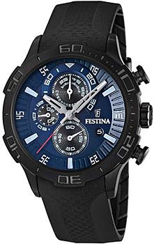 fashion наручные  мужские часы Festina 16567.4. Коллекция Chronograph