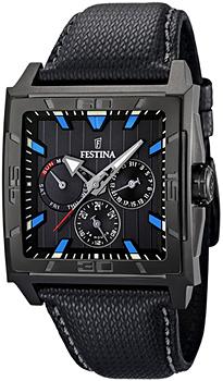 fashion наручные  мужские часы Festina 16569.2. Коллекция Multifunction