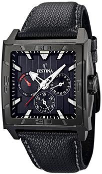 fashion наручные  мужские часы Festina 16569.4. Коллекция Multifunction