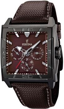 fashion наручные  мужские часы Festina 16569.6. Коллекция Multifunction