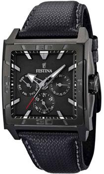 fashion наручные  мужские часы Festina 16569.7. Коллекция Multifunction
