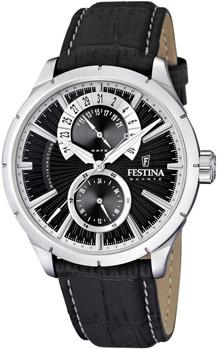 fashion наручные  мужские часы Festina 16573.3. Коллекция Retro