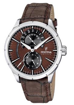 fashion наручные  мужские часы Festina 16573.6. Коллекция Retro