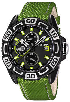 fashion наручные  мужские часы Festina 16584.3. Коллекция Multifunction