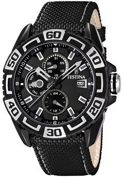 fashion наручные  мужские часы Festina 16584.4. Коллекция Multifunction