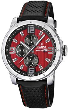 fashion наручные  мужские часы Festina 16585.7. Коллекция Multifunction