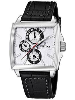 fashion наручные  мужские часы Festina 16586.2. Коллекция Multifunction
