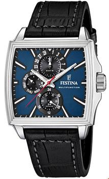 fashion наручные  мужские часы Festina 16586.3. Коллекция Multifunction