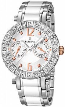 fashion наручные  женские часы Festina 16587.2. Коллекция Ceramic