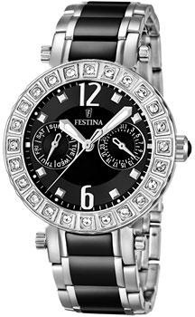 fashion наручные  женские часы Festina 16587.3. Коллекция Ceramic