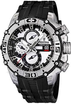 fashion наручные  мужские часы Festina 16600.1. Коллекция Chronograph