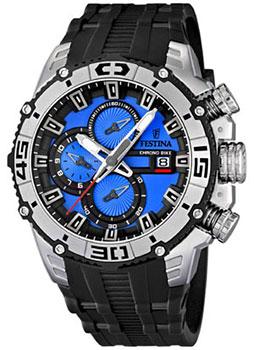 fashion наручные  мужские часы Festina 16600.4. Коллекция Chronograph