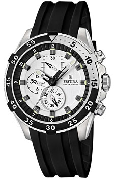 fashion наручные  мужские часы Festina 16604.1. Коллекция Sport