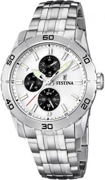 fashion наручные  мужские часы Festina 16606.1. Коллекция Multifunction